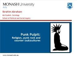 Punk Pulpit