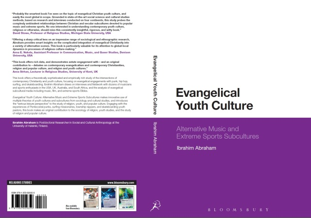 Evangelical Youth Culture Alternative Music Extreme Sports Subcultures